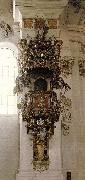 ZIMMERMANN, Dominikus Pulpit st oil