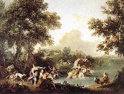 ZUCCARELLI  Francesco The Rape of Europa oil painting picture wholesale