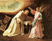 ZURBARAN  Francisco de The Vision of St Peter of Nolasco oil painting picture wholesale