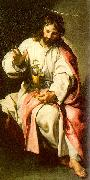 Cano, Alonso St. John the Evangelist with the Poisoned Cup a oil