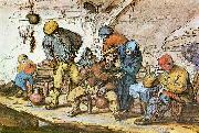 OSTADE, Adriaen Jansz. van Scene in the Tavern sg oil painting picture wholesale