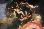 POUSSIN, Nicolas The Triumph of Neptune (detail)  DF oil painting picture wholesale