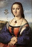 RAFFAELLO Sanzio Portrait of Maddalena Doni ft oil painting picture wholesale