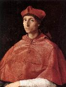 RAFFAELLO Sanzio Portrait of a Cardinal oil painting picture wholesale