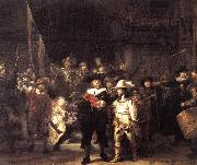 REMBRANDT Harmenszoon van Rijn The Nightwatch oil painting picture wholesale