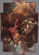 RICCI, Sebastiano Fall of Phaeton oil painting picture wholesale
