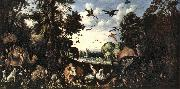 SAVERY, Roelandt The Paradise r oil painting picture wholesale