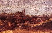 SEGHERS, Hercules View of Brussels from the North-East ar oil painting artist