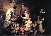 SUBLEYRAS, Pierre The Marriage of St Catherine r oil painting picture wholesale