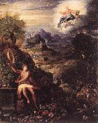 ZUCCHI, Jacopo Allegory of the Creation nw3r oil painting picture wholesale