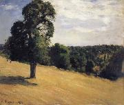 Camille Pissarro The Large pear tree at Montfoucault oil painting picture wholesale