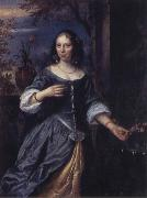 Govert flinck Margaretha Tulp oil painting artist
