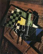 Juan Gris Chessboard oil painting picture wholesale