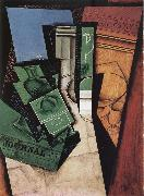 Juan Gris Breakfast oil painting picture wholesale