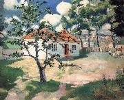 Kasimir Malevich Spring oil painting picture wholesale