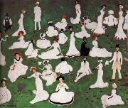 Kasimir Malevich Society-s lie fallow oil painting picture wholesale