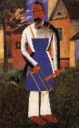 Kasimir Malevich Holidayer oil painting picture wholesale