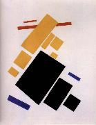 Kasimir Malevich The Plane is flight oil painting picture wholesale