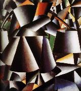 Kasimir Malevich Innervation Arrangement oil painting picture wholesale