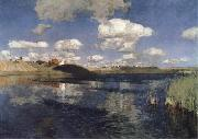 Levitan, Isaak Lake oil painting picture wholesale