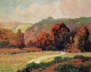 Maurice Braun Road to the Canyan oil painting picture wholesale