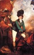REYNOLDS, Sir Joshua Lieutenant-Colonel Banastre Tarleton oil painting picture wholesale