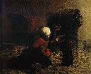 Thomas Eakins Elizabeth and the Dog oil painting picture wholesale