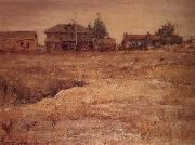 William Merritt Chase Monterey California oil painting artist