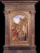 BASTIANI, Lazzaro Adoration of the Magi oil painting picture wholesale