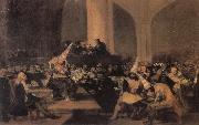 Francisco Goya Inquisition oil painting picture wholesale