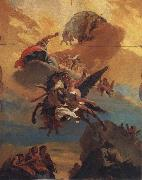 Giovanni Battista Tiepolo Perseus and Andromeda oil painting picture wholesale