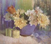 Hills, Laura Coombs Double Tulips oil painting picture wholesale