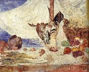 James Ensor The Dead Cockerel Germany oil painting reproduction