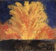 James Ensor Fireworks Germany oil painting reproduction
