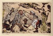 James Ensor Anger oil painting picture wholesale