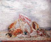 James Ensor Seashells Germany oil painting reproduction
