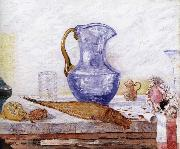 James Ensor Still life with Blue Jar Germany oil painting reproduction