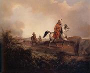 John Mix Stanley Black Knife,an Apache Warrior oil painting picture wholesale