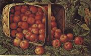 Levi Wells Prentice Country Apples oil