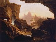 Thomas Cole The Subsiding of the  Waters of the Deluge oil painting picture wholesale