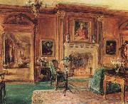 Walter Gay Living Hall oil painting picture wholesale