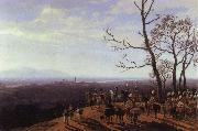 Wilhelm von Kobell The Siege of Kosel oil painting picture wholesale
