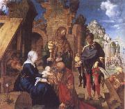 Albrecht Durer Adoration of the Magi oil painting picture wholesale