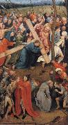 BOSCH, Hieronymus Christ Carring the Cross oil painting picture wholesale