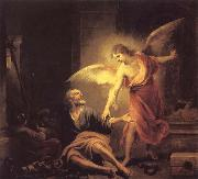 Bartolome Esteban Murillo The Liberation of The Apostle peter from the Dungeon oil painting picture wholesale