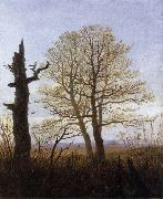 Carl Gustav Carus Landscape in Early Spring oil painting picture wholesale