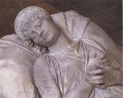 Christian Daniel Rauch Funerary Sculpture of Queen Luise of Prussia oil painting