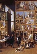 David Teniers Archduke Leopold Wilhelim in his gallery in Brussels oil painting picture wholesale