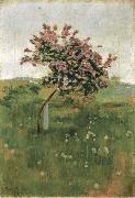 Ferdinand Hodler THe Lilac oil painting picture wholesale