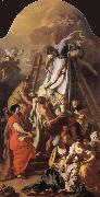 Francesco Solimena Descent from the Cross oil painting picture wholesale